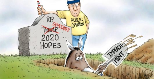 Cartoon of the Day: Dirt digger by A. F. Branco