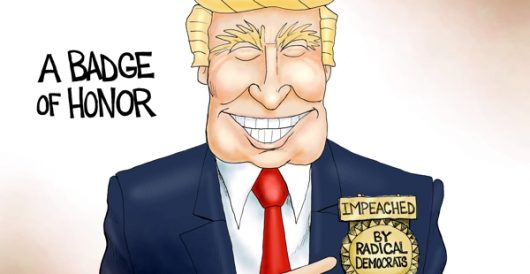 Cartoon of the Day: Heavy medal by A. F. Branco