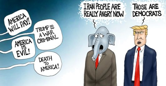 Cartoon of the Day: Know your enemy by A. F. Branco