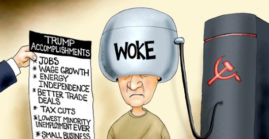 Cartoon of the Day: Eyes wide shut by A. F. Branco