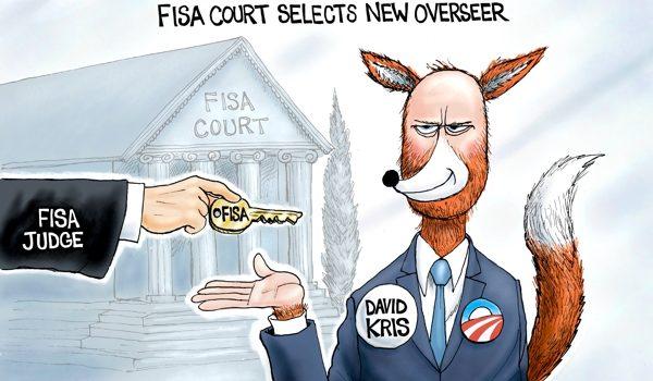 FISA fox by A. F. Branco