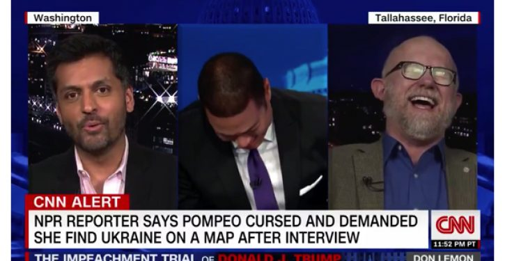 It took this CNN Panel just 80 seconds to show what they really think of Trump voters