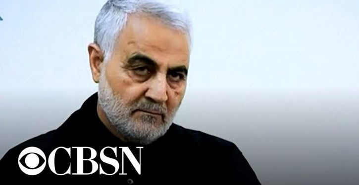 In interview, Trump says Soleimani was involved in plot to attack four U.S. embassies