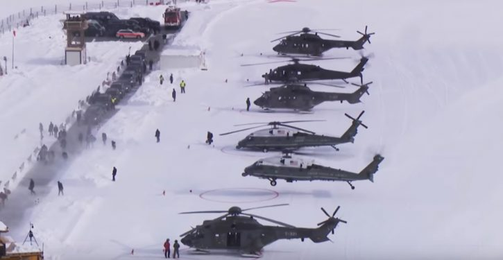 Swiss police suspect Russian spies of posing as plumbers to bug Davos