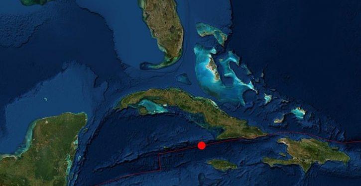 Earthquake of mag 7.7 shakes Caribbean; felt in Miami