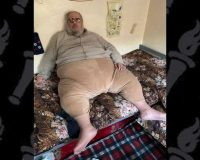 'Jabba the Jihadi,' morbidly obese fatwa-spinning machine for ISIS, arrested by Iraqis in Mosul