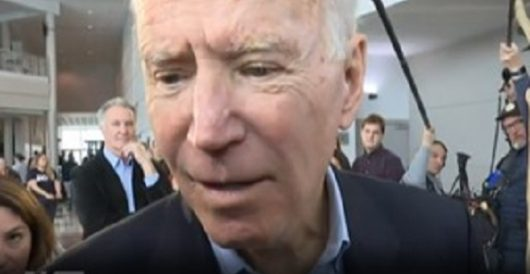 Biden botches Declaration of Independence … again by Ben Bowles