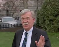 Three 'pings' on the New York Times leak about the forthcoming John Bolton book
