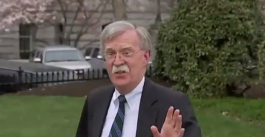 Three 'pings' on the New York Times leak about the forthcoming John Bolton book by J.E. Dyer