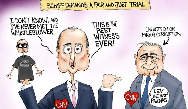 Cartoon of the Day: You dirty rat! by A. F. Branco