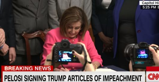 As impeachment moves from House to Senate, Democrats write their fate with their words by J.E. Dyer