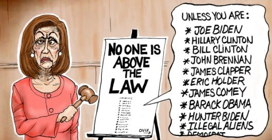 Cartoon of the Day: The fine print by A. F. Branco