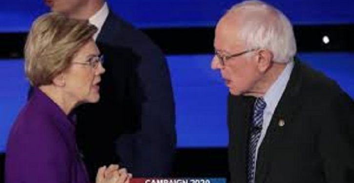 Sanders, Warren paid reparations for an estimated 2,102 tons of coal worth of carbon in 2019