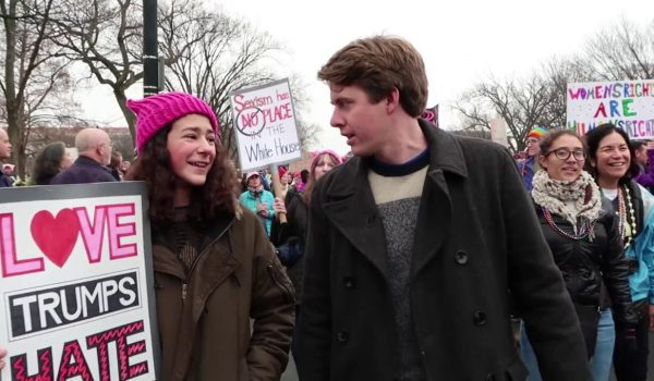 National Archives admits to altering Trump signs, messages in Women's March photo *UPDATE* by LU Staff