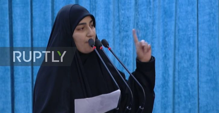 Soleimani's daughter threatens killing campaign against U.S. troops
