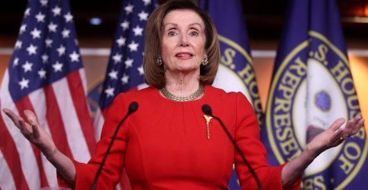 Pelosi blasts Trump for his 'denial' at outset of pandemic. Look who's talking by Ben Bowles