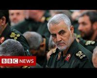 Iran issues arrest warrant for Trump over killing of top commander Qasem Soleimani