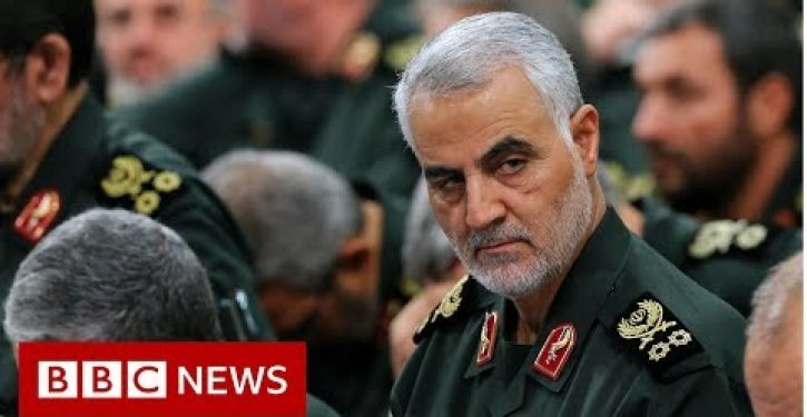 Here we go again: Deep state leaks intel about Soleimani strike in hopes of damaging Trump