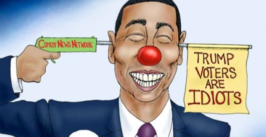 Cartoon of the Day: Comedy News Network by A. F. Branco