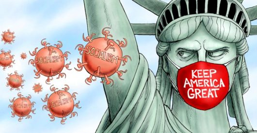 Cartoon of the Day: Pandemic by A. F. Branco