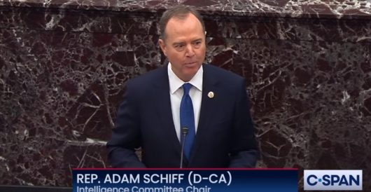 Schiff: If he's not held to be impeachable, 'Trump could offer Alaska to the Russians' by J.E. Dyer