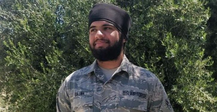Newly updated Air Force dress code will allow hijabs, turbans, beards