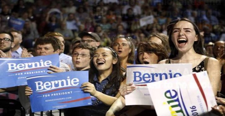 'He understands us': Why Bernie supporters are loyal