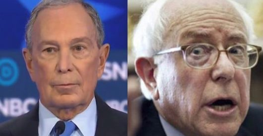 Internal memo: Bloomberg wants Biden, Buttigieg, others to bail, so he can take on Sanders by Daily Caller News Foundation