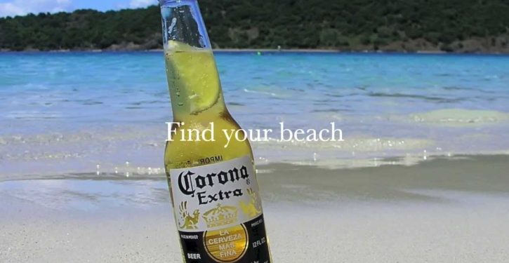 Corona ordered by Mexican gov't to stop beer production
