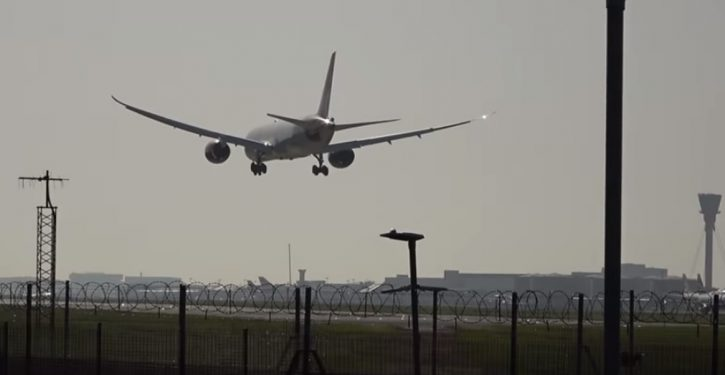 Heathrow: 8 planes locked down Fri., 1 from San Fran; passengers with possible COVID 19 symptoms