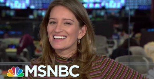 MSNBC anchor don't know much about history (or politics or anything else) by Howard Portnoy