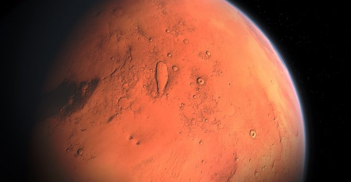 Shaky-shaky: Scientists surprised by seismic activity detected on Mars