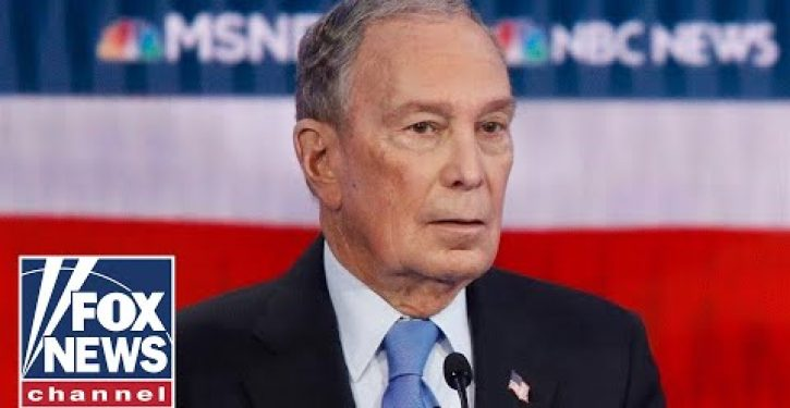Can you say something nice about Michael Bloomberg? If you can, here's $2,500