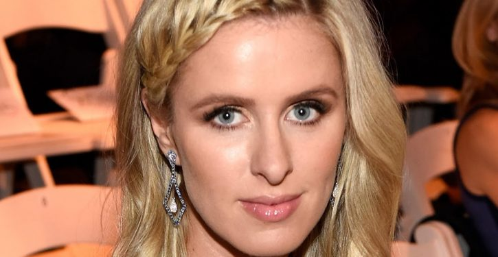 Nicky Hilton is fighting climate change by wearing vintage Chanel
