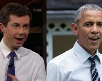 MUST WATCH VIDEO: The Buttigieg-Obama twins