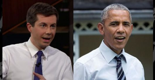 MUST WATCH VIDEO: The Buttigieg-Obama twins by Ben Bowles