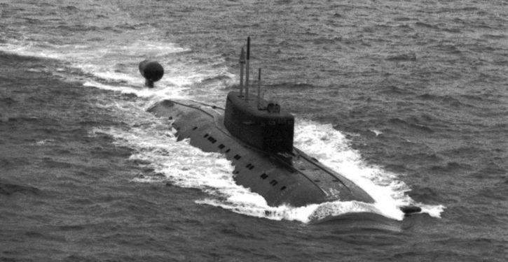 Navy admiral: Atlantic, U.S East Coast are 'contested' waters again with rise in Russian sub presence