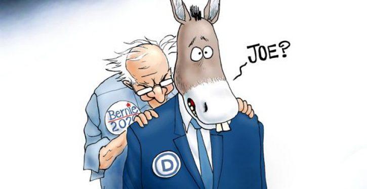 Sanders campaign's internals show Bernie leading Iowa, Biden a distant fourth