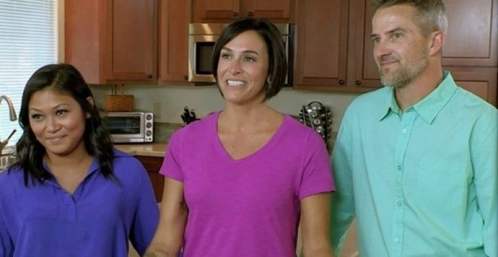 HGTV's 'House Hunters' introduces first 'throuple' family