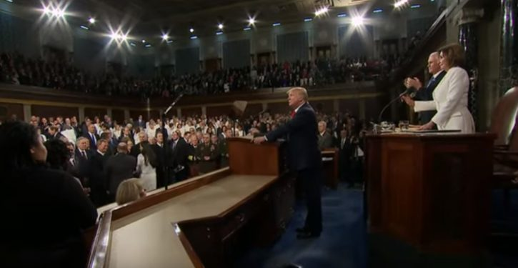 The State of the Union is – Great Again