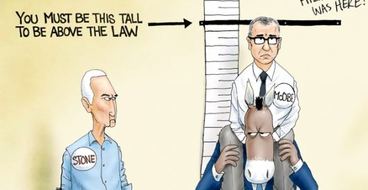 Separate and unequal by A. F. Branco