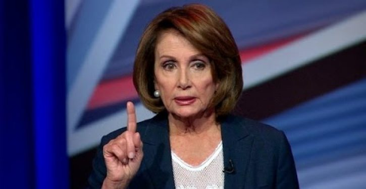 Pelosi's Bill gives millions to arts and humanities, nothing to border security