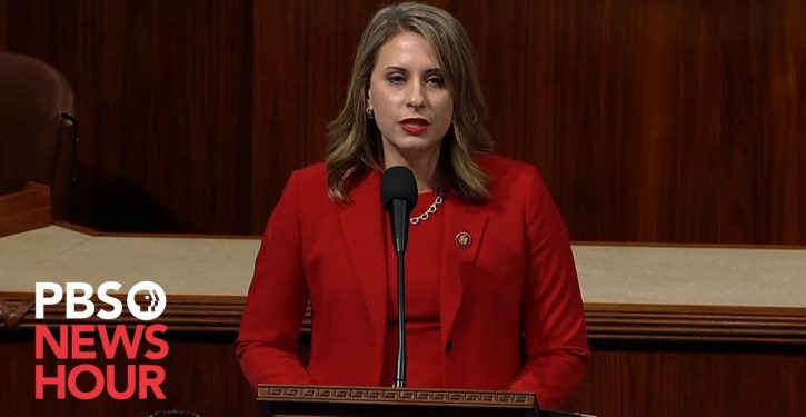 Katie Hill claims she 'almost certainly' has coronavirus