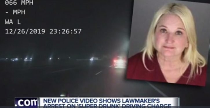 Michigan Democrat busted for DUI, tells cops, 'I just don't want this on camera'
