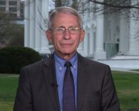 Fauci: 'Maybe we should be mandating' masks
