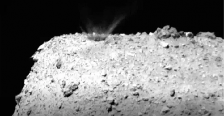In 2019, Japanese spacecraft fired cannon round into asteroid. Researchers have analyzed results