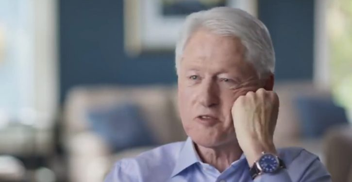 Bill Clinton: Lewinsky affair was to 'manage my anxieties'