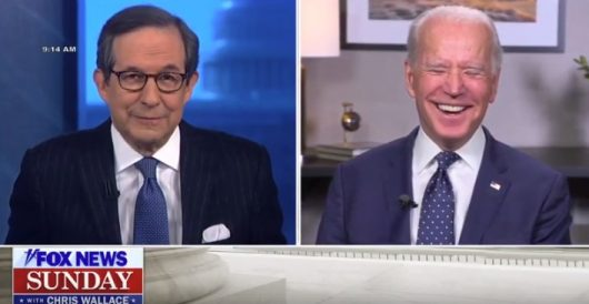 'Thank you, Chuck.' Latest Biden gaffe too good to be true by Howard Portnoy