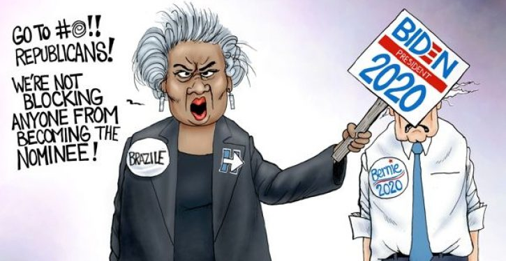Donna Brazile leaving Fox News Channel for bluer pastures