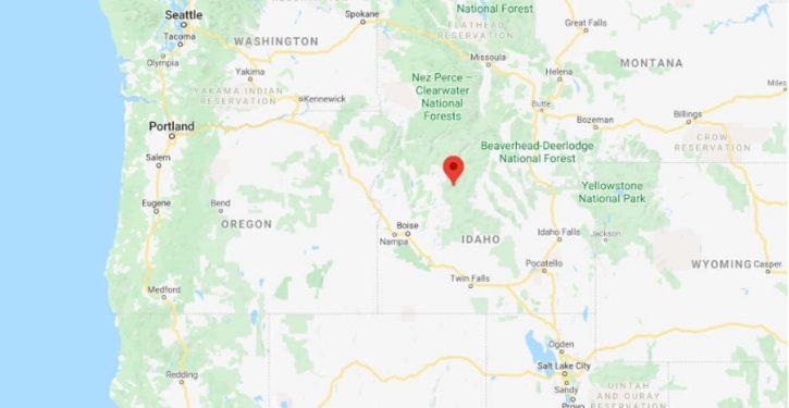 BREAKING: Earthquake of magnitude 6.5 hits south-central Idaho
